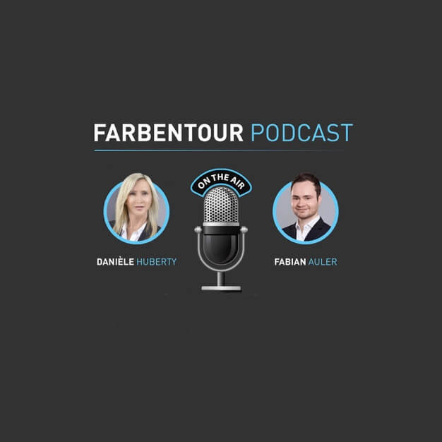 Farbentour SEO Podcast Cover
